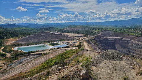 La Trinidad Project Overview - Former Mine & Plant