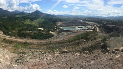 Waste Dump Panorama