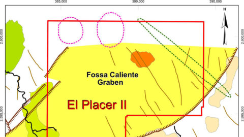 El Placer II – Concession Figure 2