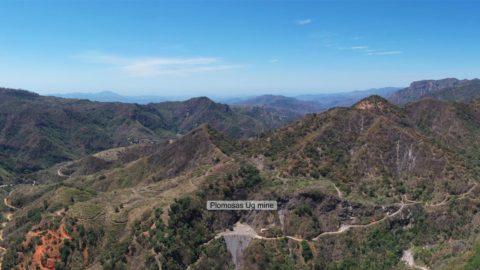 Drone Panoramic of Plomosas—As of April 1, 2020