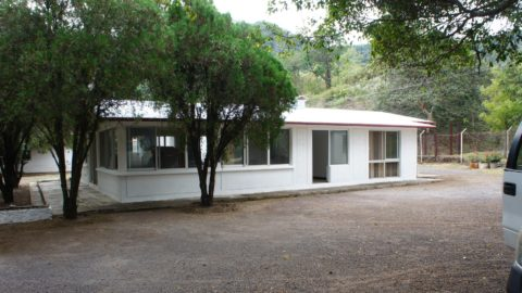 Plomosas Camp Office