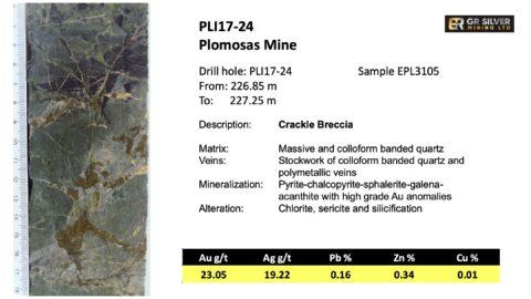 PLI17-24 Crackle Breccia