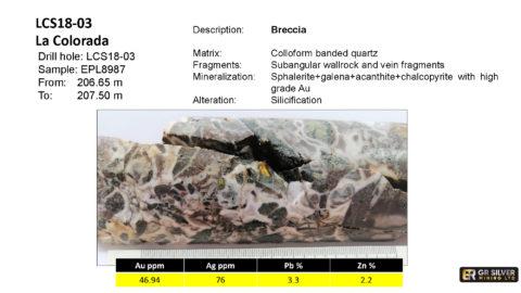 LCS18-03 – Breccia