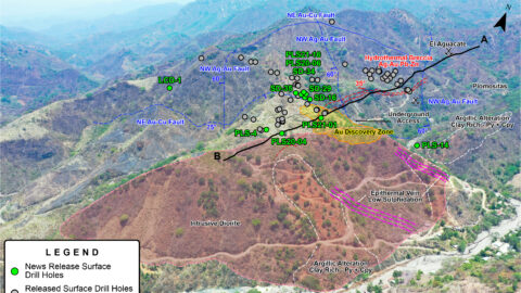 Plomosas Mine Area – Large Epithermal System with New Discoveries—May 26, 2021