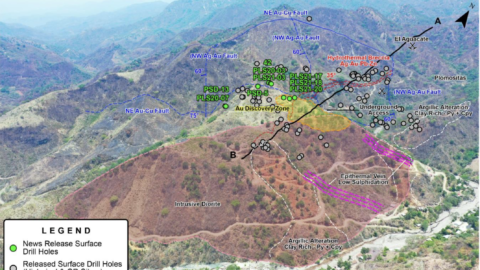 Plomosas Mine Area – Large Epithermal System with New Discoveries—May 13, 2021