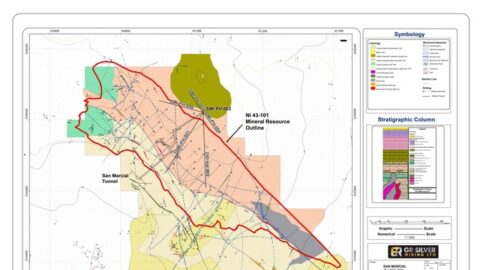 Geology of the San Marcial Resource Area